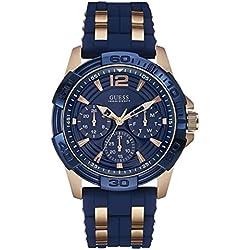 Guess W0366G4 - Reloj de pulsera para hombre 28fe38bc4304