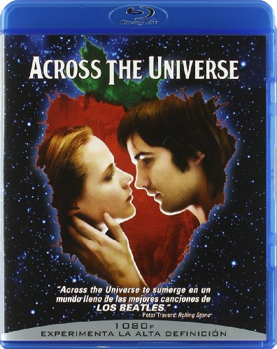 Across the universe [Blu-ray] 512EeWdrurL