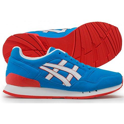 Asics Tiger Sneakers Ragazzo - Pre Atlantis GS - C538Y-4701 - BLUE ASTER/WHITE-40