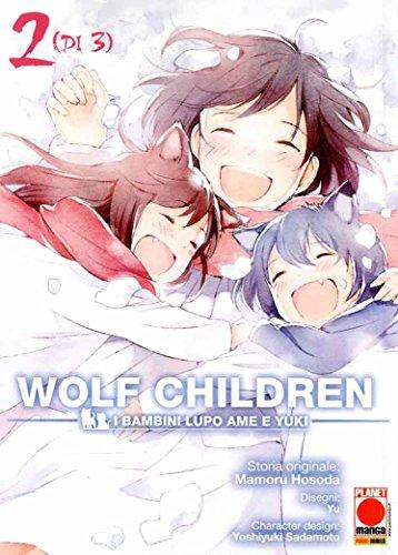 WOLF CHILDREN (m3) N.2 - MANGA LIFE 10