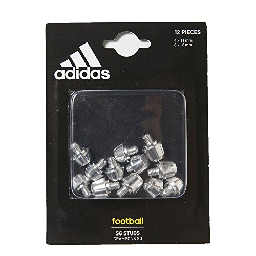 adidas Unisex's Soft Ground Studs, Multi-Colour, One Size