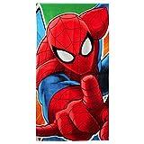 Made in Trade–Spiderman Handtuch aus Baumwolle, 2200001094
