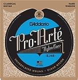 D'Addario EJ46 Pro-Arte Hard  (.028-.044) Classical Guitar Strings