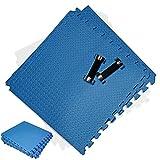 Kesser® 6er Set Bodenmatten ✓ Turnmatte ✓ Fitnessmatte ✓ Unterlegmatte