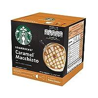 Starbucks Dolce Gusto Caramel Macchiato 12 Capsules