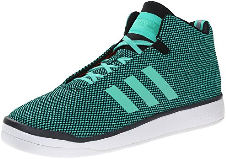 Adidas Performance Barricade classica scarpa da tennis, Bianco   Grigio metallizzato   argentoo, 10,5 | Design lussureggiante  | Uomo/Donna Scarpa