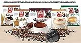 Probierset - 50 Stück Kompatible Flavored Kaffeekapseln von Bonini - 5 Geschmacksrichtungen (Je 10 Kapseln Flavored). Kompatibel für alle Dolce Gusto* Maschinen u.a.