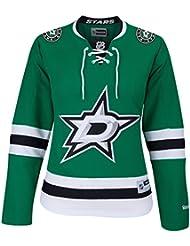 Dallas Stars Women's NHL Reebok Green Premier Jersey Maillot