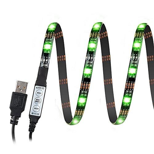 Bias Lighting for HDTV Mothca Dimmable Multi Color & Mode TV PC...