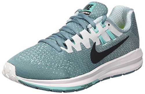 20 Smokey Course Wmns de Zoom Chaussures white Structure Turquoise Turq Air black Blue Femme hyper Nike wIq0vS0