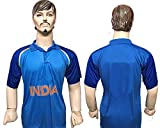 #9: Replica Team India ODI Cricket Jersey 2017-2018 - Kids to Adult