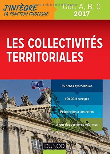 Les collectivits territoriales - Cat. A, B, C - 2017