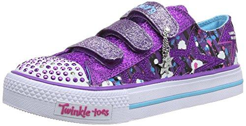 skechers-shuffles-glitter-n-glitz-girls-low-top-sneakers-purple-135-uk-child-33-eu