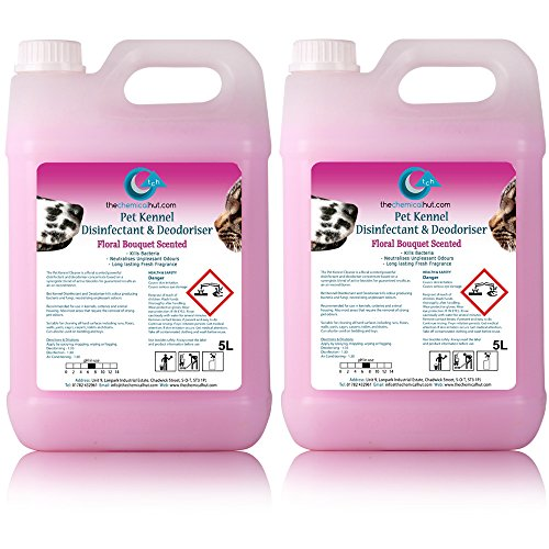 10l-of-the-chemical-hutr-pet-kennel-fresh-floral-bouquet-fragranced-antibacterial-freshner-deodorise