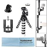 Fantaseal DSLR Camera + Action Cam + Smartphone - Best Reviews Guide