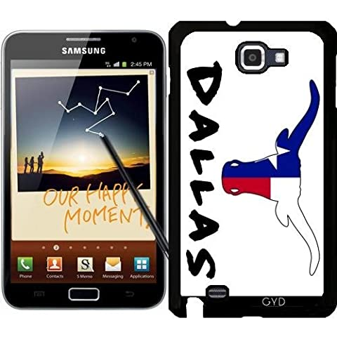 Custodia per Samsung Galaxy Note GT-N7000 (I9220) - Dallas, Texas by loki1982