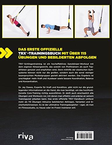 Zoom IMG-2 trx schlingentraining das offizielle trainingsbuch