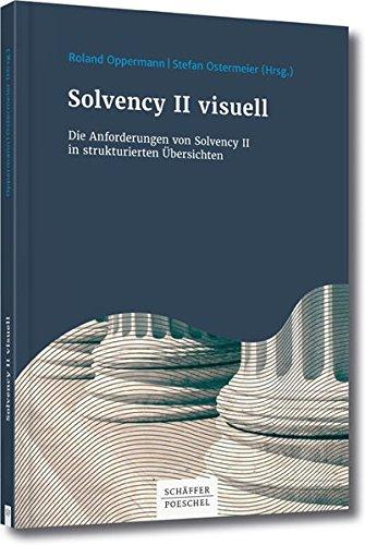 Solvency II visuell: Die Anforderungen von Solvency II in strukturierten Übersichten