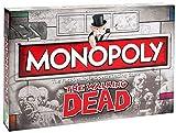 The Walking Dead Monopoly Juego de Mesa Standard