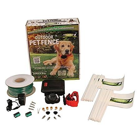 Ideal Pet Products Forcefield Zaun, für den Außenbereich