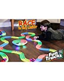 #7: FUN TRACKS - THE WONDERFUL CAR RACE TRACK THAT BEND, FLEX AND GLOW