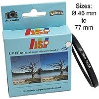 JSP 52mm UV Ultraviolet Filter Lens Protect For Canon Nikon Sony Tamron Sigma Pentax Panasonic Fuji