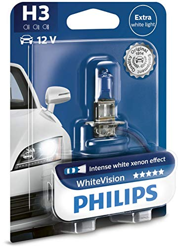 Philips MT-PH 12336WHVB1 Bombillas H3, 3700 K