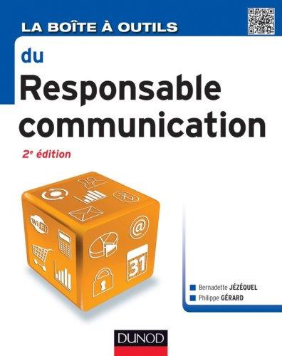 Livre gratuits La Boîte à outils du Responsable Communication - 2e éd. (BàO La Boîte à Outils) pdf, epub ebook