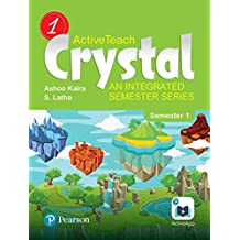 ActiveTeach Crystal: Integrated Book for CBSE/State Board Class- 1, Sem- 1 (Combo)