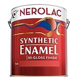 Generic Nerolac Enamel Paint (1ltr, Golden Brown)