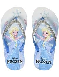 Frozen Girl's Flip-Flops