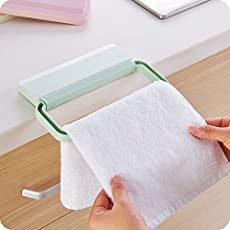 Home Buy Hand Towel Holder Self-Adhesive Napkin Holder
