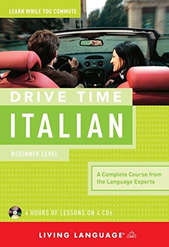 Italian - Drive Time (Drive Time CD)