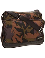 Diesel  CAMOU ON THE ROAD TWICE POTSIE, Sacs messenger homme