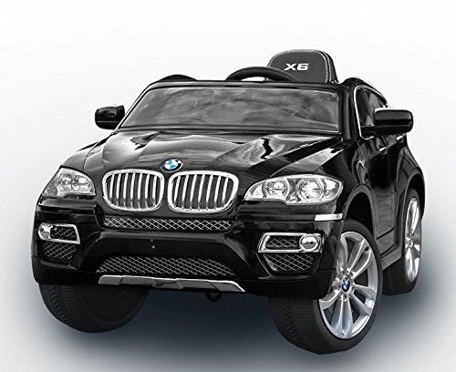 BMW X6 12V con control remoto