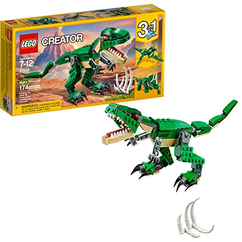 LEGO Creator Mighty dinosaurios 31058 Kit de...