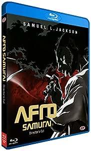 Afro samurai - Intégrale Blu-Ray [Blu-ray] [Version intégrale]
