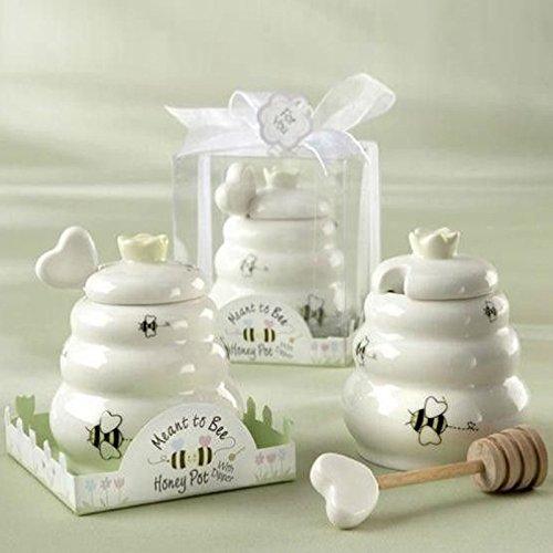 porta-miele-in-ceramica-bianco-a-forma-di-alveare