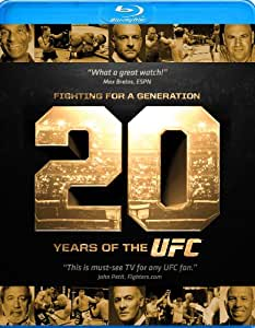 Fighting for a Generation: 20 Years of the Ufc [Blu-ray] [US Import]