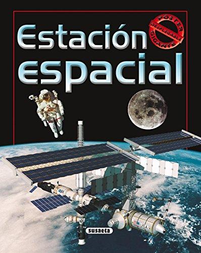 Estacion Espacial (Poster Gigante Desplegable) por Susaeta Ediciones S A