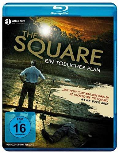 The Square - Ein tödlicher Plan [Blu-ray]