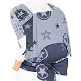 Fidella Fly Tai - Mei Tai Babytrage - Outer Space - blue - Baby