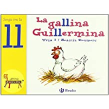 La gallina Guillermina: Juega con la ll (Castellano - A Partir De 3 Años - Libros Didácticos - El Zoo De Las Letras)