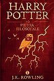 Harry Potter e la Pietra Filosofale: 1 (La serie Harry Potter) - Pottermore from J.K. Rowling - amazon.it