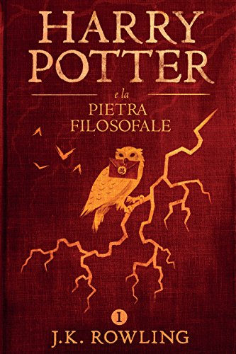 Harry Potter e la Pietra Filosofale (La serie Harry Potter Vol. 1) di J.K. Rowling