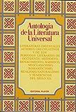 Antología de la literatura universal