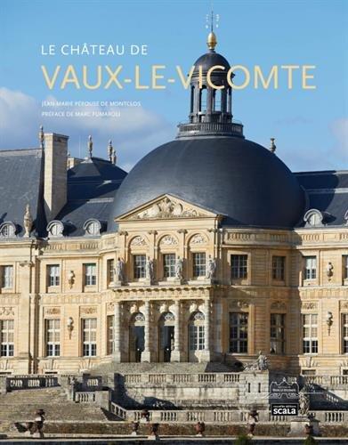 Le chteau de Vaux-le-Vicomte