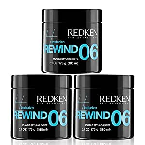 Redken STYLING- REWIND 06 DUO PACK - Pliable 300 ml / Styling Paste