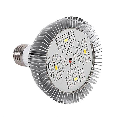 48W 48-led Full Spectrum Hydrokultur Pflanzenlampe Panel Indoor Grow Lampe für Gewächshaus