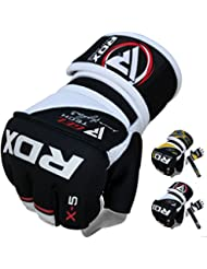 Rdx - Sports grappling glove gel x5